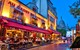 Travel exploring paris montmartre restaurant au cadet de gascogne original?1579946604
